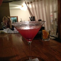 Photo taken at Trinity Restaurant and Lounge by Michael D. on 7/13/2013
