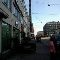 Photo taken at Finnkino Tennispalatsi by Alexander B. on 10/7/2012
