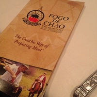Photo taken at Fogo de Chao by Crucifixio J. on 4/3/2014