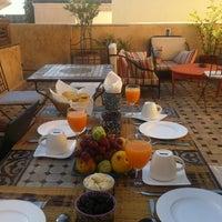 Photo taken at Riad 53 by Catarina V. on 10/7/2012