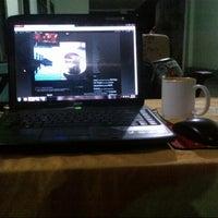 Photo taken at Teras [depan kamar] by Aan P. on 10/8/2012