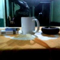 Photo taken at Teras [depan kamar] by Aan P. on 10/6/2012