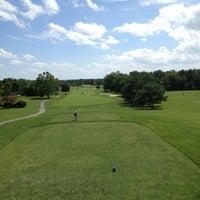 Photo taken at Breton Bay Golf Club by Phil B. on 7/7/2013
