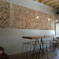 Photo taken at Joyeux Café by Fs V. on 10/22/2014