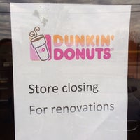 Photo taken at Dunkin Donuts by Susan V. on 4/11/2014