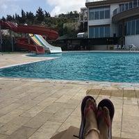 Foto tomada en Teras Aqua Park Otel & Spa por Müge N. el 8/26/2018