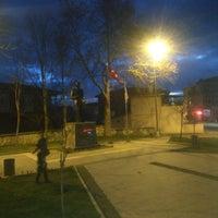 Photo taken at Ortaköy Meydanı by Ersel ç. on 1/25/2018