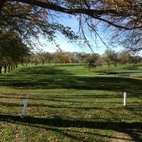 Photo taken at Gardner Golf Course by Robby on 10/20/2012