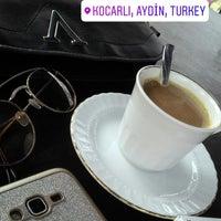 Photo taken at Koçarlı by Seray A. on 2/21/2018