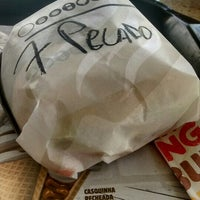 Photo taken at Burger King by João V. on 2/6/2016