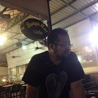 Photo taken at BungaMas Cafe Indera Mahkota by fazwans F. on 8/26/2015