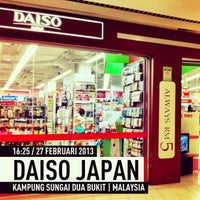 Photo taken at Daiso by Azam Q. on 2/27/2013