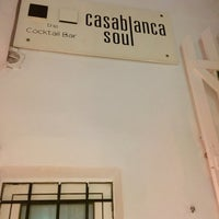 Photo taken at Casablanca Soul by Alexandra P. on 10/13/2016