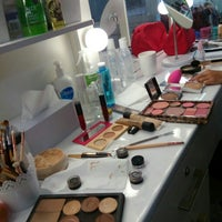 Photo taken at ArtTime make up & body art studio by Людмила М. on 9/30/2017