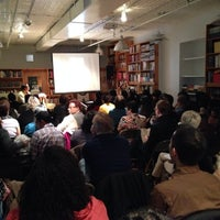 Photo taken at Asian American Writers Workshop by Momar V. on 11/23/2013