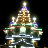 Photo taken at Graha St. Maria Annai Velangkanni by yareGSS on 11/12/2012