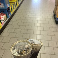 Photo taken at LIDL by Anca Elena I. on 6/21/2016