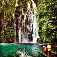 Photo taken at Tinago Falls by Peter john L. on 11/4/2012