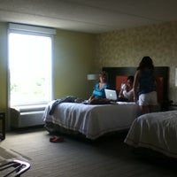 Photo taken at Home2 Suites by Hilton by Peter B. on 7/15/2013