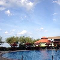 Photo taken at Haadkeaw Resort by Namwanph on 7/31/2016