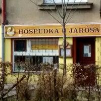 Photo taken at Hospůdka u Jaróša by Xander on 2/22/2016