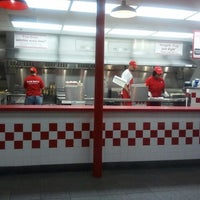 Photo taken at Five Guys by Marcus W. on 10/20/2012