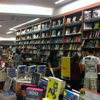 Photo taken at Saraiva MegaStore by Oswaldo V. on 10/19/2012
