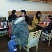 Photo taken at De éte Espresso by Alice H. on 11/17/2012
