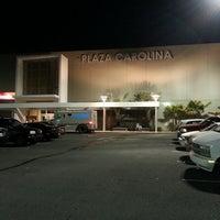 Photo taken at Plaza Carolina by Carlos C. on 1/31/2014