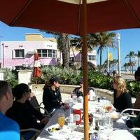 Photo taken at Marriott Hollywood Beach by Reuben Z. on 3/4/2013