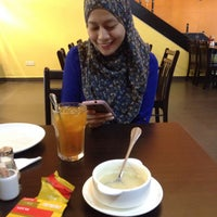 Photo taken at Ann Sande Café by Nurul Sharina on 2/17/2015