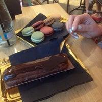 Photo taken at Chocolat by Jose R. on 5/20/2013