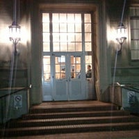 Photo taken at Mulford Hall by Gabriella S. on 10/12/2012
