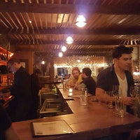 Photo taken at Woodhul Wine Bar by Aram Z. on 4/2/2016