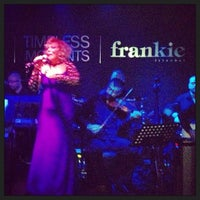 Photo taken at Frankie İstanbul by Gökhan K. on 3/17/2013