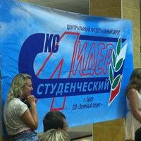Photo taken at Зелёный Шум by Виктор Ш. on 7/6/2013