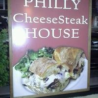 Photo taken at Philly Cheesesteak House by Strawberry B. on 4/28/2013