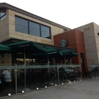 Photo taken at Starbucks by Demian C. on 1/12/2013