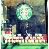 Photo taken at Starbucks by Nuria C. on 11/11/2012