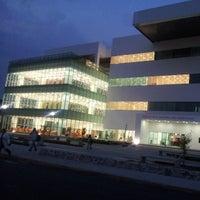 Photo taken at Biblioteca Central Universitaria by Christian Aarón G. on 4/24/2013