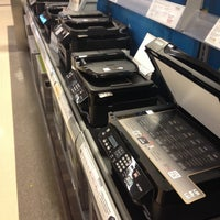 Photo taken at OfficeMax - CLOSED by Jeffrey S. on 2/24/2014