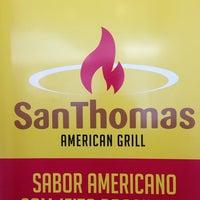 Photo taken at San Thomas by Bruno M. on 9/21/2013
