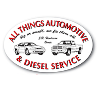 All Things Automotive And Diesel