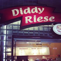 Photo taken at Diddy Riese by Burdean O. on 12/4/2012