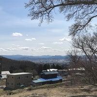 Photo taken at Mobil 国見SA上り線SS by Konkon P. on 3/24/2018