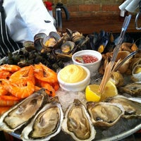 Photo taken at Wright Brothers Oyster & Porter House by Jodie H. on 6/26/2013