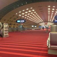 Photo taken at Terminal 2E by Simon W. on 2/16/2013