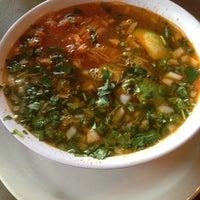 Photo taken at La Fonda El Taquito Mexican Restaurant by Roman T. on 5/26/2013