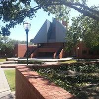 Photo taken at Oklahoma Christian University by James D. on 10/8/2012