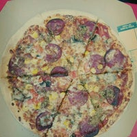 Photo taken at Domino's Pizza by Hüseyin Y. on 2/28/2016